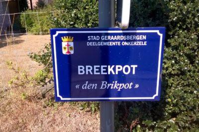 """Onkerzele """"Den Brekpot"""""""